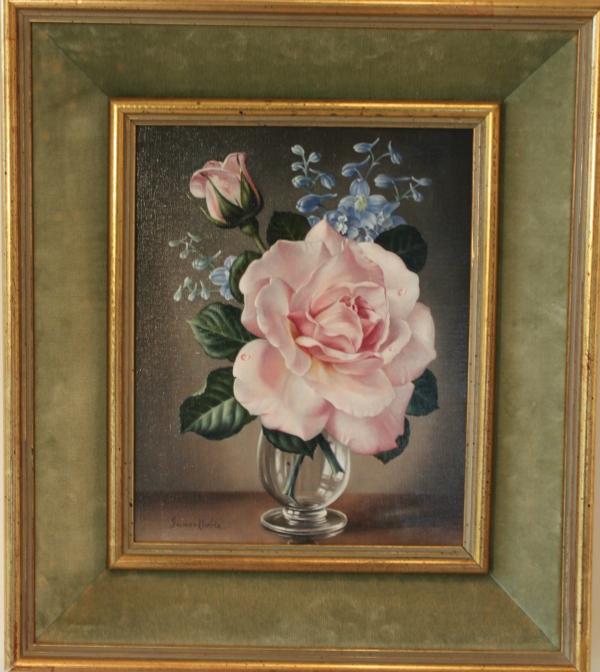 still life of rose